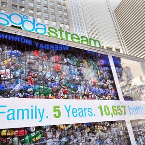 Balhé a palackok körül - SodaStream kontra Coca-Cola