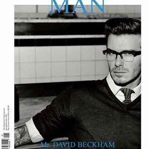 Mr. David Beckham N°13