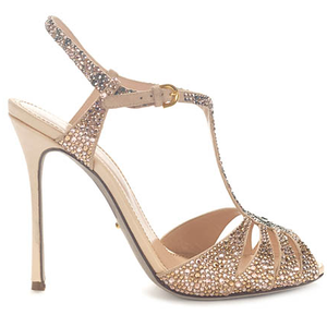 Kristályos topánok