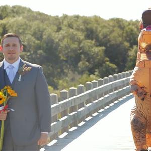 A menyasszony, aki még az igen kimondása előtt elsárkányosodott