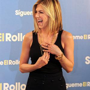 Jennifer Aniston levágatta!