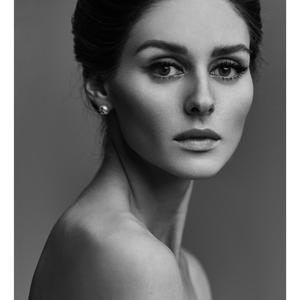 Olivia Palermo Audrey lett...