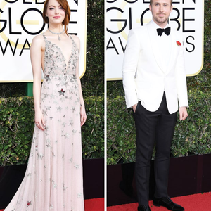A sárga, Meryl Streep beszéde és Ryan Gosling tartolt tegnap este