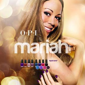 OPI Mariah Carey kollekció
