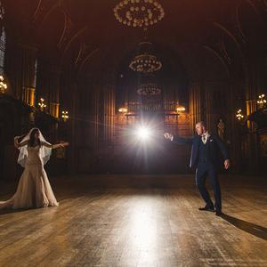 Eldobjuk a süvegünket, Harry Potter témájú esküvő!