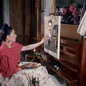 Frida Kahlo 110. születésnapjára