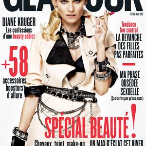 Diane Kruger: Glamour Paris