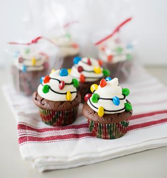Ünnepi süti, de nem beigli! Cupcake variációk!