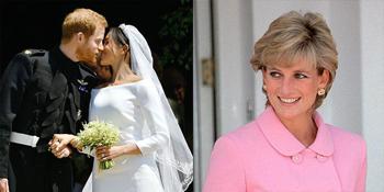 Dianára emlékezve... jelek Harry és Meghan esküvőjén