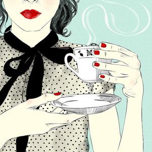Ajándék... e kávéházi szegleten! Kávé és költészet rajongók figyelem!