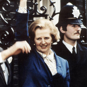 Margaret Thatcher elment