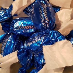 A csaj és a csokigyár