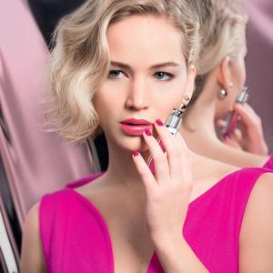 Jennifer Lawrence még mindig tündököl a Diorral