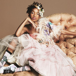 Willow Smith zoknijai rózsásak
