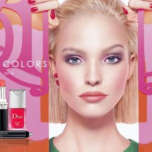 Király színekkel jön a Dior!
