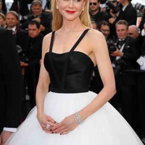 Nicole Kidman über cuki Cannes-ban!