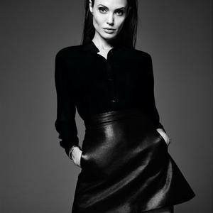 Angelina Jolie nem akart anyuka lenni