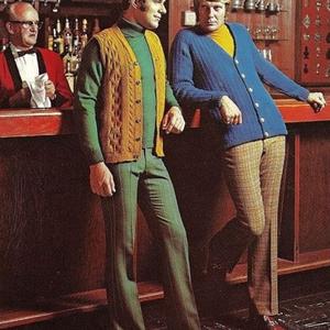 Néhány kép, ami miatt a hetvenes évek férfi módija sose jöjjön vissza...