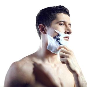 Hogy ne kiabálásra ébredj: Gillette borotvát az embernek!