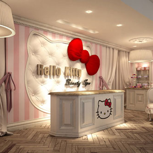 Hello Kitty Day Spa... tényleg!
