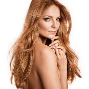 Mihalik Enikő haja L'Oréal