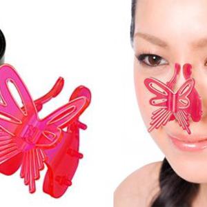 Formáld az orrod pillangóval!