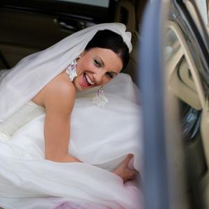 Ruzsa Magdi ebben a gyönyörű ruhában ment férjhez