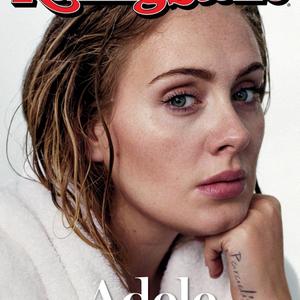 Adele (majdnem) smink nélkül