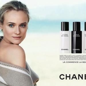 Diane már tényleg Chanel