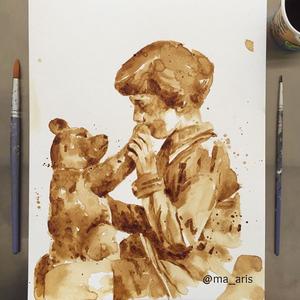 Lenyűgöző Coffee Art, ahogyan még sosem látta