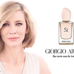 Ismét Cate Blanchett az Armani arca