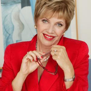Szépségvezető:  Ránky Katalin - a L'Oréal Magyarország alapítója