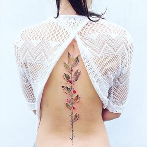 Természetes tetoválások... már, ha érted