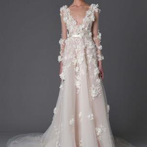 Mese, mese, mátka... Marchesa esküvői ruhácska!