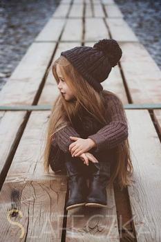 Hajadományozás gyerekeknek, mert ilyen is van!