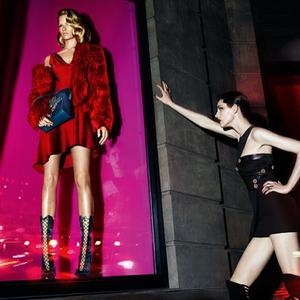 Versace glam a télre