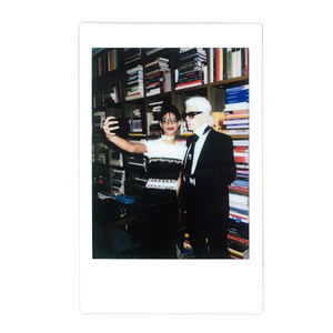 Karl Lagerfeld új múzsája