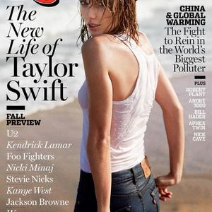 Taylor Swift vizes pólóban