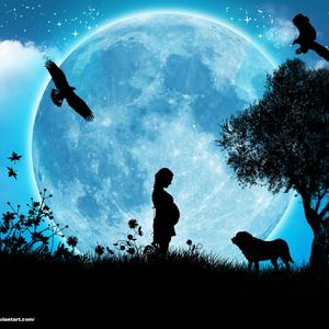 Ma Kék hold van!