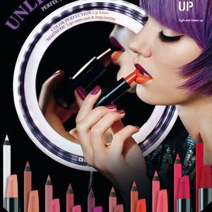 Make Up Factory őszi szájaskodás