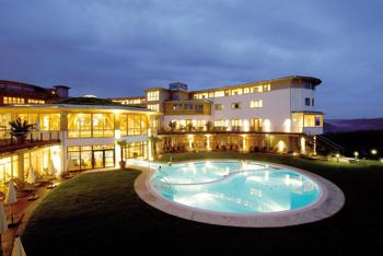 Wellness szálloda, ahol tényleg a pihenés és az egészség a főszereplő
