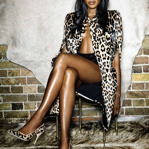 Naomi Campbell, a legenda