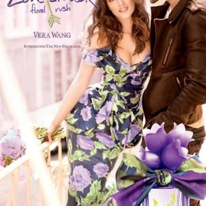 Vera Wang múzsája Leigthon és a virágok