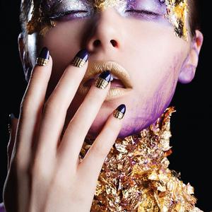 Glitter nails - nem mosogatáshoz!