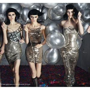 Steven Meisel, Vogue, magyar lány