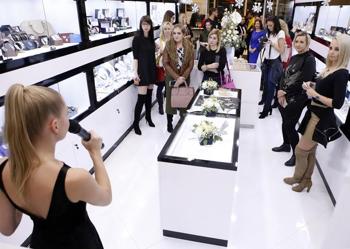 Ütött a Michael Kors óránk a Fashionwatch új üzletében!