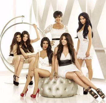 Kardashian klán. Jó, de hányan vannak és kik ők?