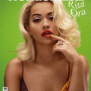 Rita Ora unalmas, de szexi
