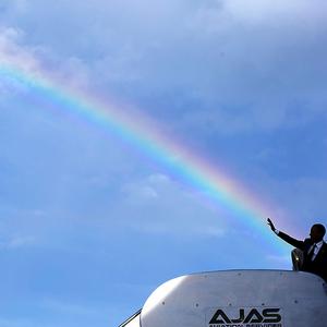 Obama közelről