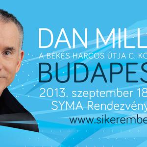 Dan Millman Magyarországon!